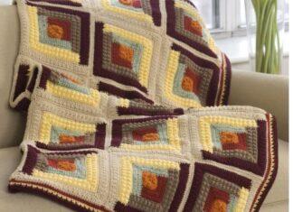 Tutorial pitch in crochet